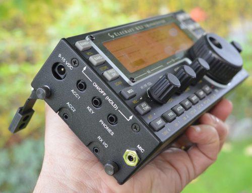 Elecraft KX3 – QRP-rigg