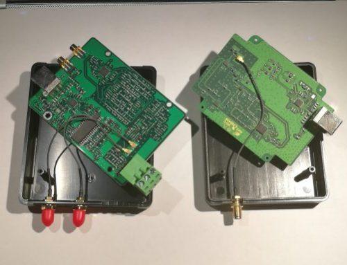 SDRPlay RSP 1 och 2