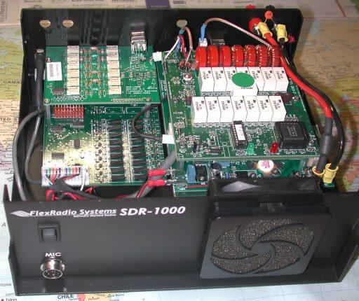 Flex Radio SDR-1000 – Radio @ SM0JZT