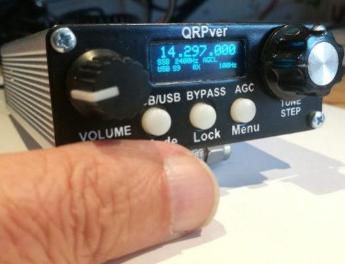 QRPver – Miniradio från Ukraina – Nov 2017