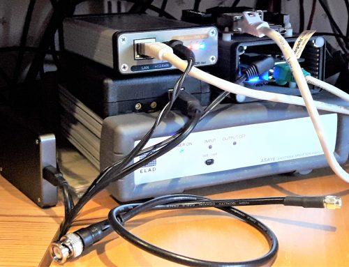 Antenntips: Antenndelare – ELAD ASA-16 – Sept 2018