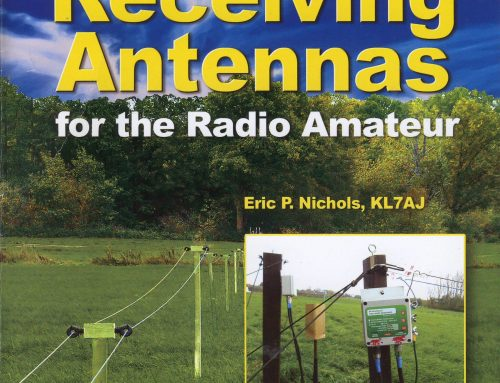 Bok – Receiving Antennas – Okt 2018
